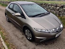 Honda Civic 1.4 petrol manual , FSH 5 door
