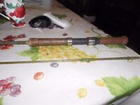 Antique sealy octopus spinning rod bought in 1957 i'm open to offers