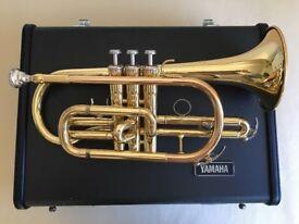 Yamaha YCR-2330II Bb Cornet & Hard Case