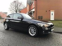 BMW 1 SERIES 1.6 116d EfficientDynamics Sports Hatch 3dr