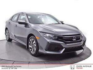 2018 Honda Civic LX *Carplay*Rare*Turbo*
