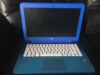 Laptop (HP) Blue