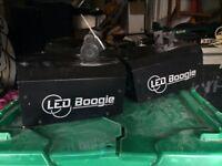 ACME LED Boogie LED Disco DJ Lights X3
