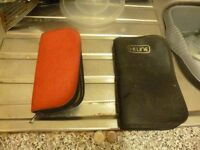 TWO LARGE FISHING WALLETS FULL OF FLIES