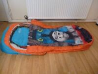 Airbed for child, Thomas the Tank Engine