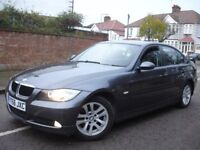 !!! BMW 318 2.0 SE 56 PLATE NEWER SHAPE 3 SERIES E90 !!!
