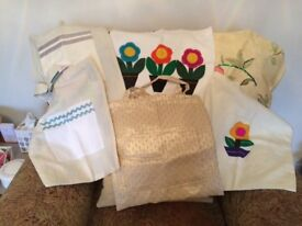 Shoppers handmade. Many fabrics and styles. Ideal for folding up in your handbag.