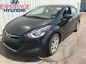 2014 Hyundai Elantra GL FACTORY WARRANTY | GOOD FUEL ECONOMY | A