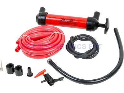 Syphon Transmission Oil Liquid Water Diesel Fuel Air Hand Pump Extractor Tool