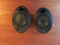Two Kef Egg Speakers for Sale
