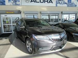 2014 Acura MDX Elite Package SH-AWD, NAVIGATION, DVD, BLUETOOTH