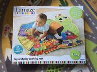Lamaze Lay & Play Activity Mat