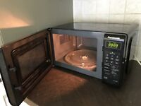 Good size digital microwave for sale, bargain price