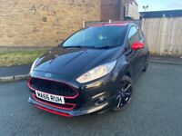 Ford Fiesta 1.0 Turbo Eco Boost Zetec Sport Black Edition 2016