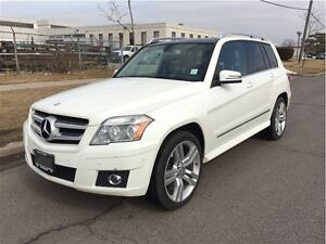 2010 Mercedes-Benz GLK-Class 350 /4MATIC WITH PANO ROOF