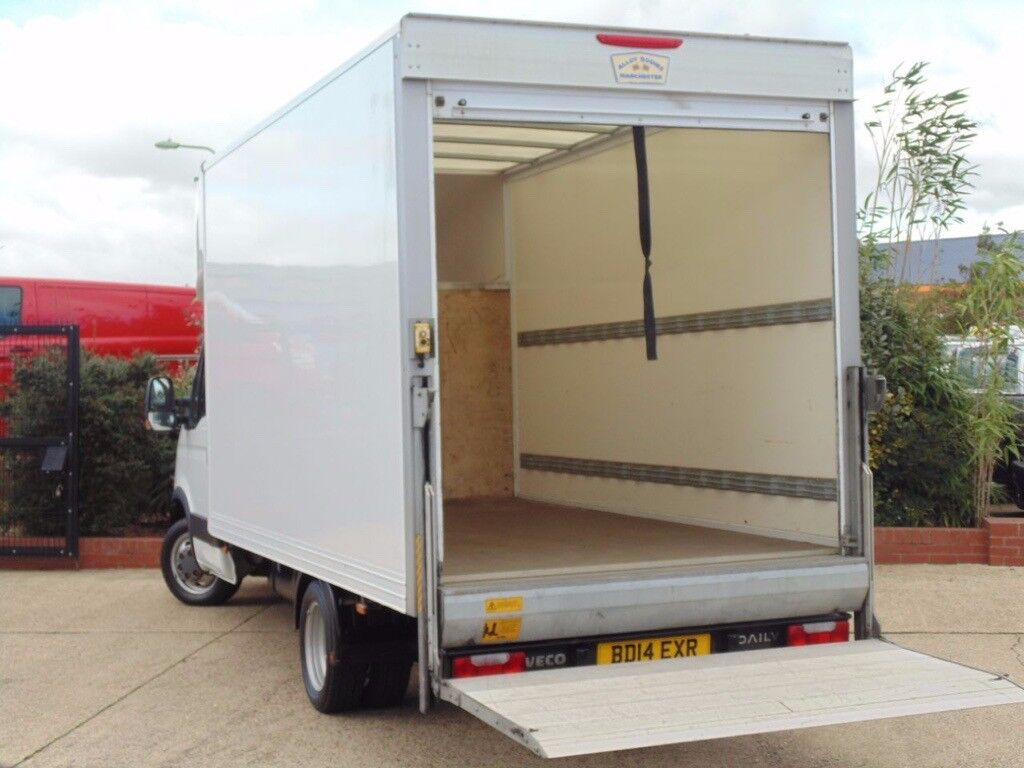 MAN/ VAN HOUSE MOVING OFFICE REMOVAL PIANO DELIVERY BIKE MOVER FLAT
