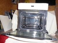 NEW WORLD GAS OVEN AND HOB