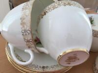 Stunning Teaset (vintage)
