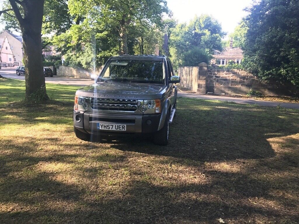 Land Rover Discovery Xs Diesel Hse Kit Big Spec Low Miles In