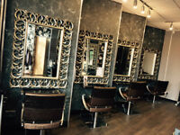 Hairdressing chairs to rent at Boost Hair and Beauty, Cubbington Leamington Spa. Full or part time