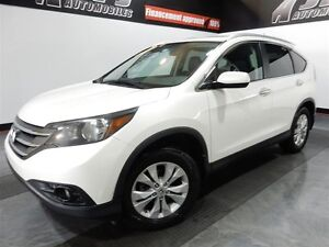 2013 Honda CR-V Touring NAVIGATION-CUIR-TOIT OUVRANT-A/C
