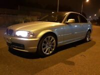 bmw 318ci coupe in suberb condition very straight car