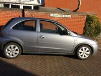 Vauxhall corsa twin port 2003 1.0