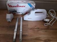 Vintage Moulinex Electric Knife