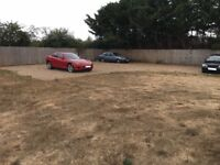 15/20 Cars Storage Space to Let in Shared Yard Between Windsor & Maidenhead
