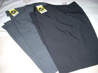 2 Pairs Trousers size 16 NWT