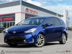 2016 Toyota Prius v Technology Package - PANO ROOF - LEATHER - N