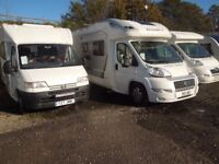 Affordable Motorhome Hire