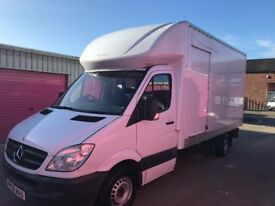 MERCEDES SPRINTER 311CDI LWB LUTON FOR SALE