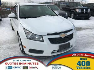 2013 Chevrolet Cruze LT Turbo | SAT RADIO | CAM | BLUETOOTH
