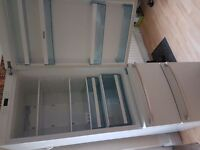 Haier fridge freezer frost free good condition H73 ins W60 D60 £120 pick up only