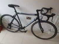 *CLAUD BUTLER* Trieste (RRP £450) *Carbon Forks* 56cm Ladies Road Bike. Great Condition