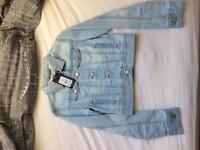 Girls new look jacket