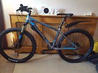 Giant talon 2 mountain bike