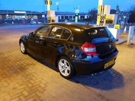 2006 bmw 1 series 118d sport 6 speed 2 owner full history