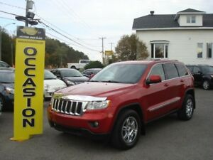 2011 Jeep Grand Cherokee Laredo X 4X4