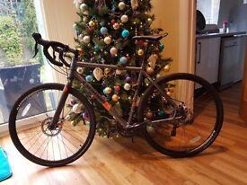 Orange rx9 bike