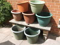 Planters and Pots and movers