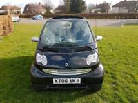 2006 smart convertible low miles only 42k hpi clear TOP SPEC PX taken