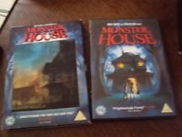 monster house , childrens funny scary film