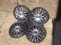 "15"" / 15 inch hub caps / wheel trims / Citroen car tyres Peugeot"