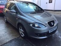 Seat Toledo Automatic Diesel 10months Mot Perfect working order