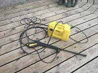 Karcher k1 pressure washer