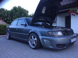 Audi ur s4 6gear rs2setup