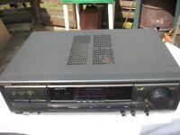 Vintage Technics SA-EX100 Tuner Amp