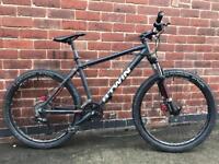 Mens 2016 Btwin Rockrider 520 Mountain Bike, Excellent Condition!